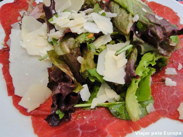 Salada francesa, que tal?