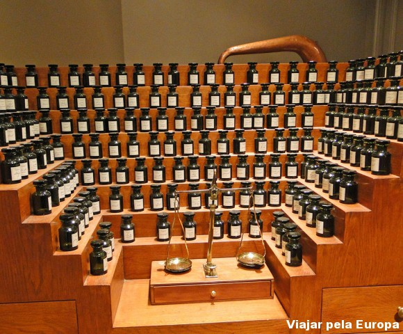 Essencias de perfume