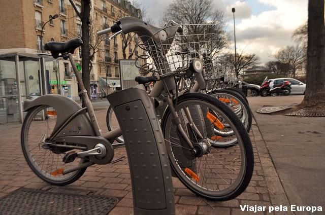Que tal Paris de bike?