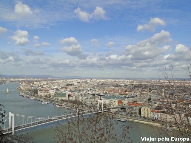 Budapeste sua linda!