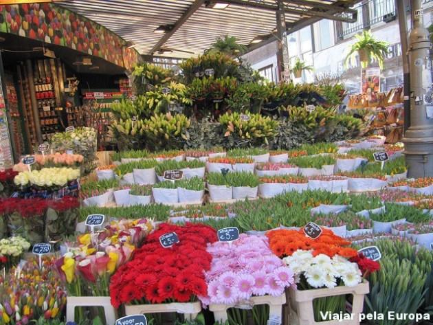 Mercados das Flores, Amsterdam.