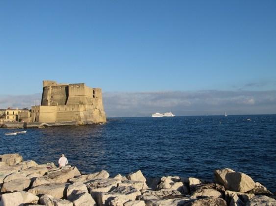 Castelo do Ovo - Nápoles