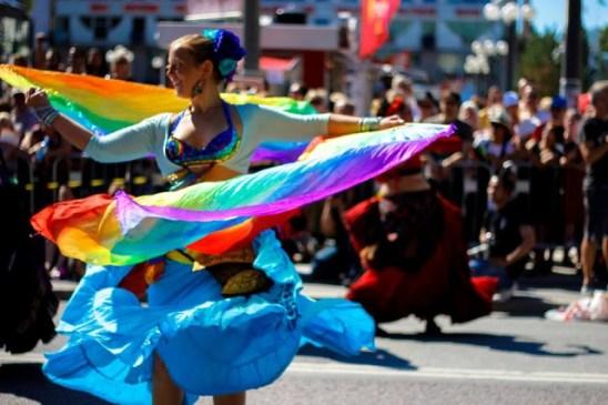 Pride em Estocolmo