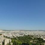 Vista para Atenas