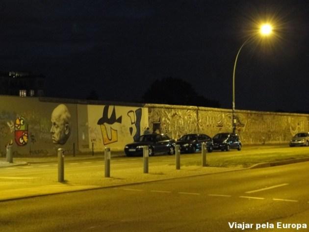 Galeria do Muro de Berlim