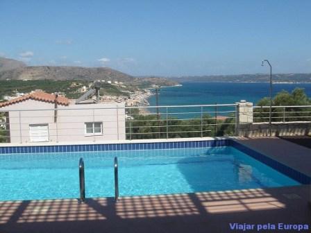 Casa para alugar em Creta - Disponível no airbnb.com