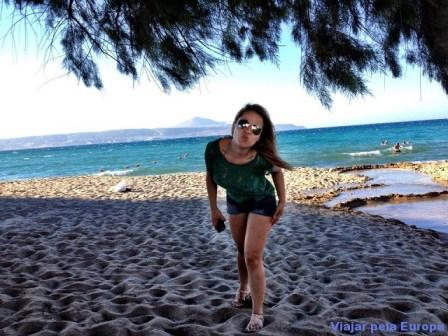 Verão em Creta - Grécia