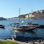 Cais de Gaia vista para o Porto