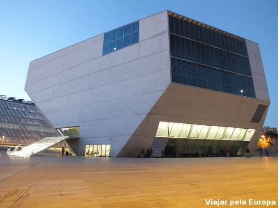 Casa da Música, Porto.