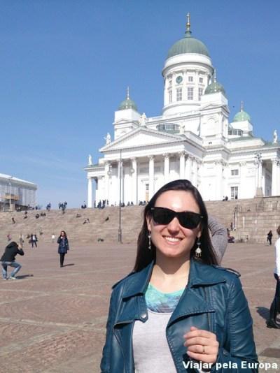 Catedral Luterana de Helsinque.