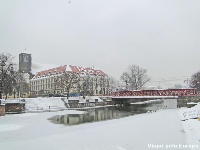 O que fazer em Wroclaw