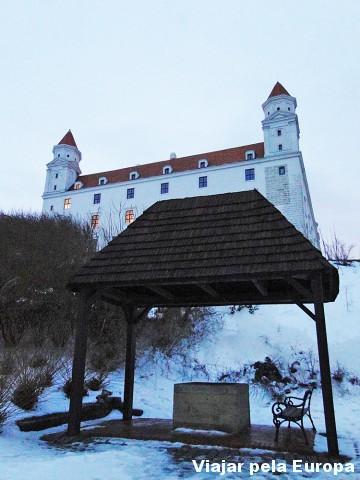 A caminho do castelo :)