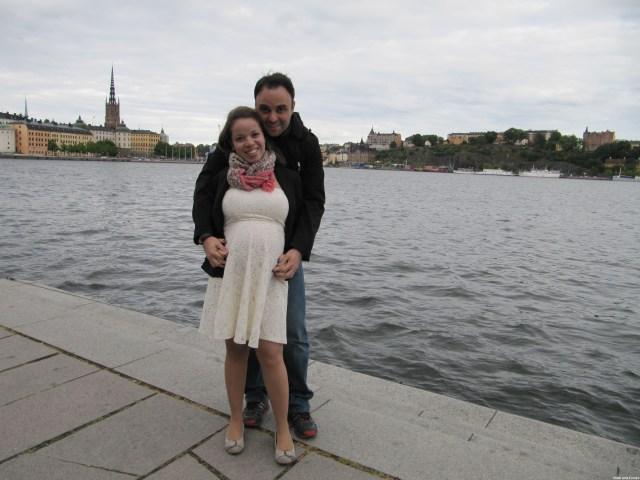 Passeio em Estocolmo - 6 meses!