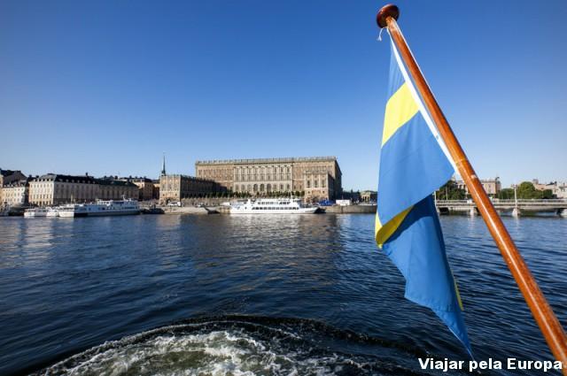 Brasileiros em Estocolmo