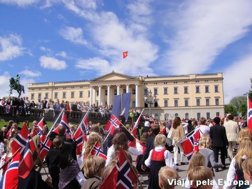 Viajar para Oslo
