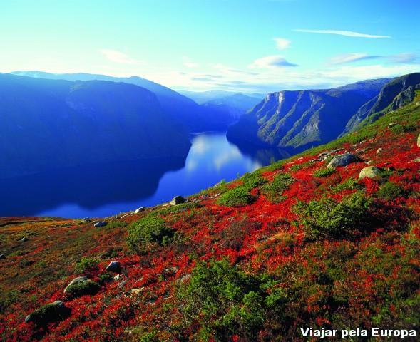 Viajar para Bergen