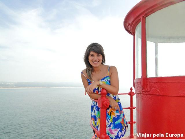 Naiara Back - Publicitária e Produtora de Conteúdos do Blog Viajar pela Europa - Braga Portugal.