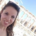 selfie na Acrópole