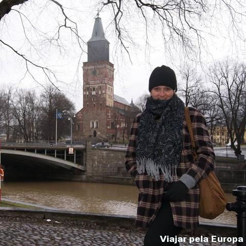 Viviane Straatman - Doutoranda em Fisioterapia - Estocolmo - Suécia.