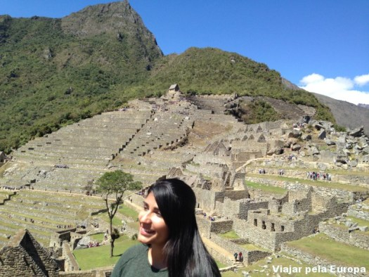 Um dos dias mais incríveis da minha via. Parque Arqueológico de Machu Picchu.