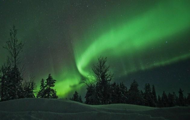AuroraBoreal Kiruna