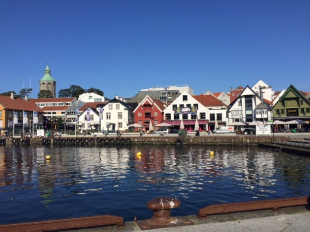 Porto de Stavanger - Noruega 3