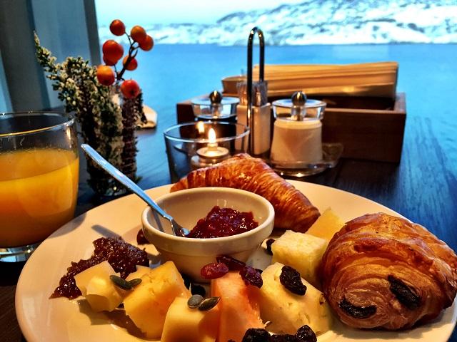 Café da Manhã Hotel Scandic Havet Bodo 6ed