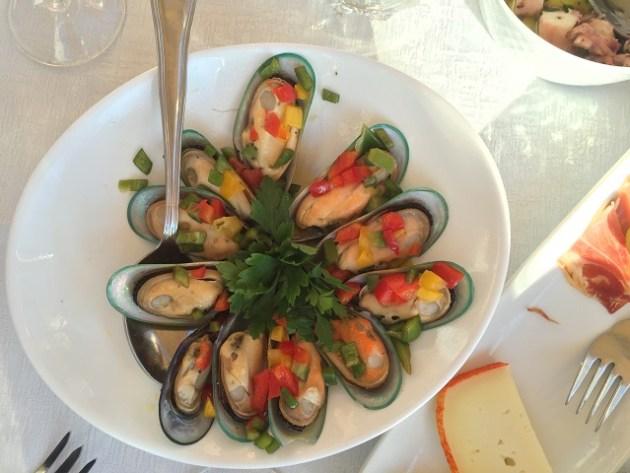 Mexilhoes - Restaurante Fish Fixe Porto