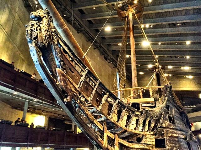 Museu Vasa de Estocolmo