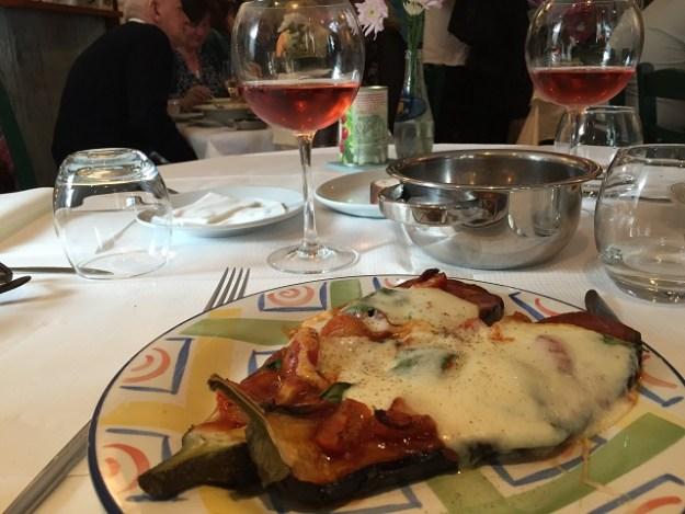 Restaurante italiano em Edimburgo