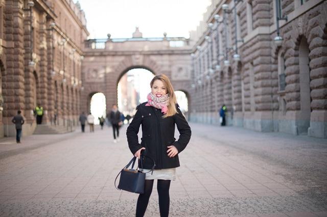 Look do dia - Riksdagen - Stockholm