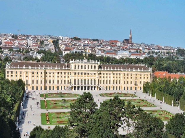 schönbrunnPalácio de Schönbrunn