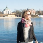 look do dia – Gisele em Gamla Stan – Stockholm