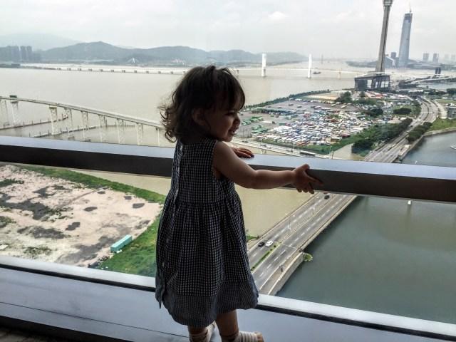 Nicole - Mandarin Oriental Macau