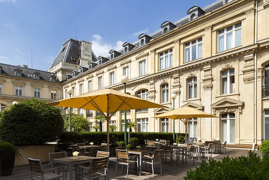 Hotel Crowne Plaza Paris Republique