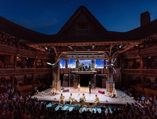 Credit: Shakespeare's Globe and Steve Tanner