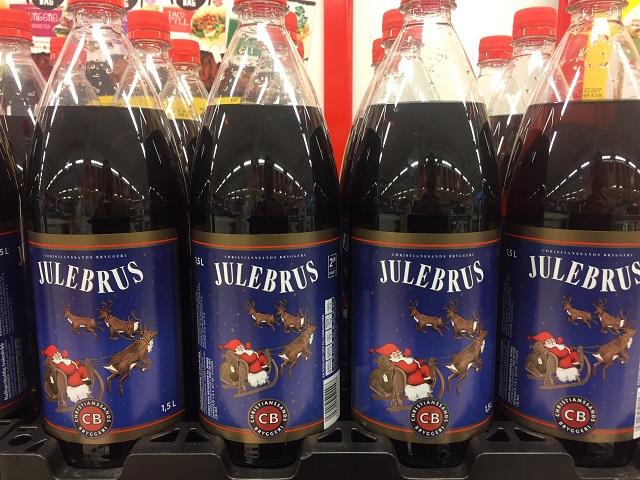 Como é comemorado o natal na noruega