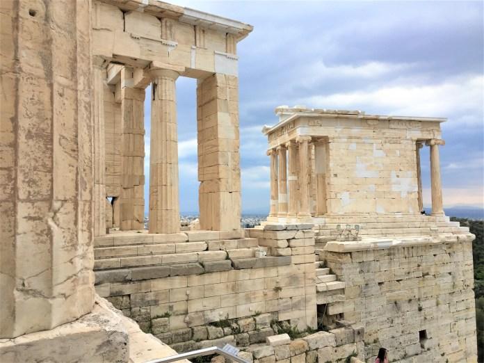 Viajar para Atenas