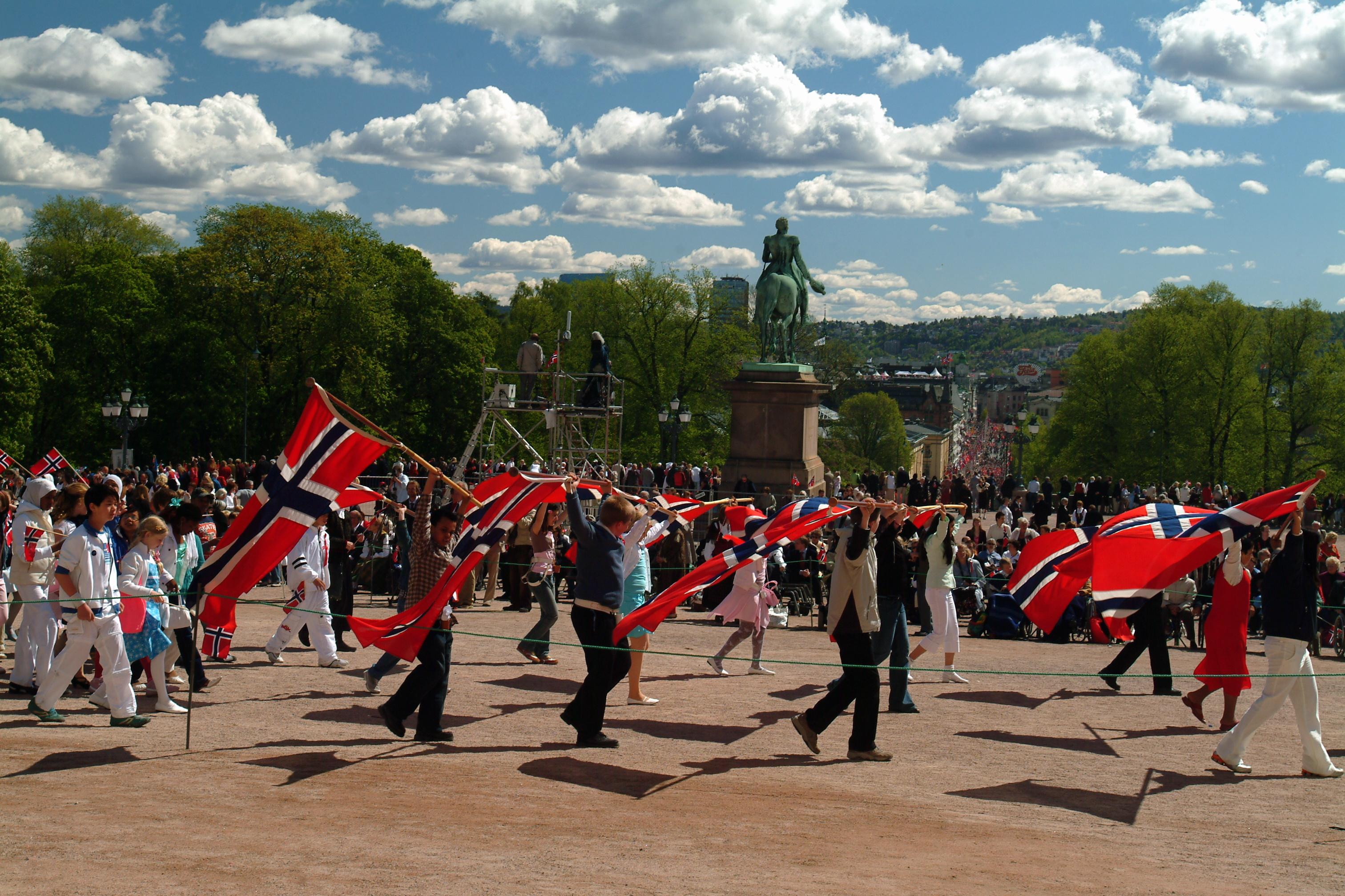 Cultura da Noruega