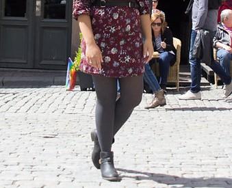 o que vestir na primavera em Estocolmo