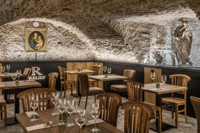 Foto por: http://relief-restaurant.com/