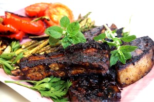 Marinerade grillribs