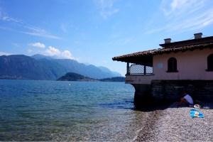 Griante - Como lake