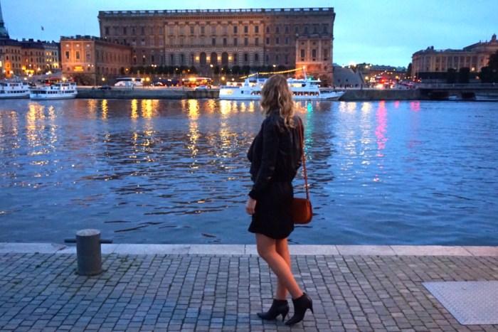 Skaldjursbuffé Grand Hôtel Stockholm
