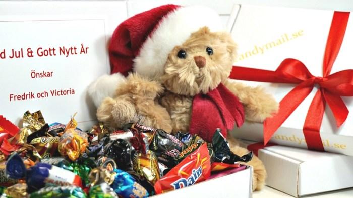 Skicka candymail till jul