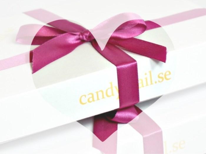 Överraska med ett candymail