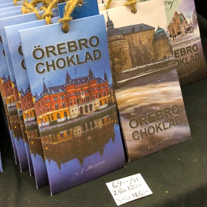 Örebro choklad, lakrits och delikatessfestival