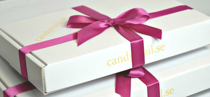 Candymail till Påsk