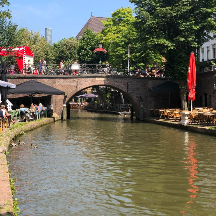 Utrecht dag 6 - Roadtrip 2018