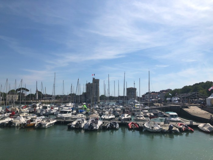 La Rochelle dag 25&26 - Roadtrip 2018